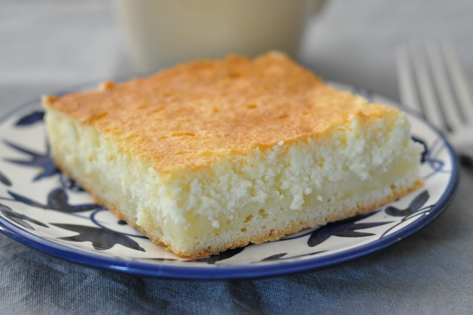 German Cheese Cake (Quark Kuchen)