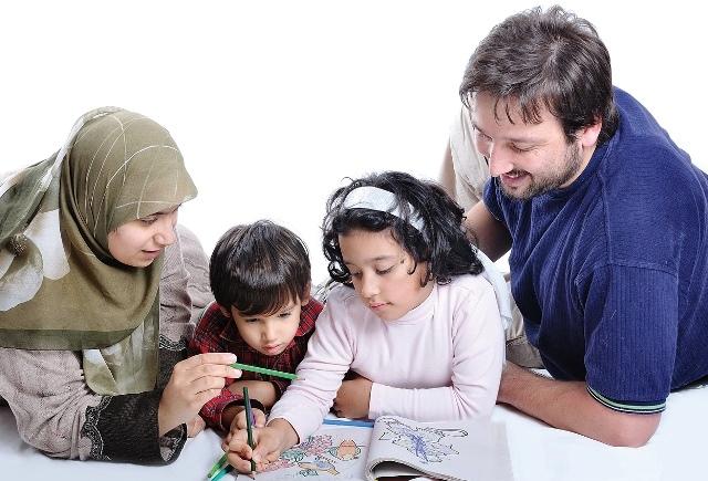 الأسرة في الإسلام :المناهج المشتركة