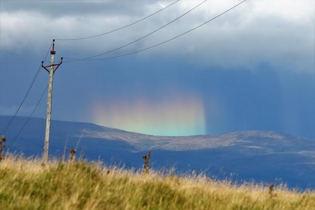Aurora szerű látványos légzuhatagot kaptak lencsevégre