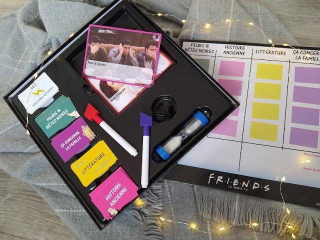 Friends - Celui qui pariait l'appartement jeu de société