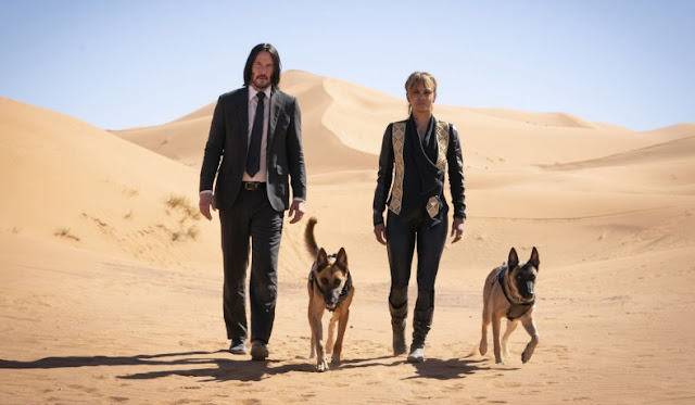 Top Movie Quotes of John Wick: Chapter 3