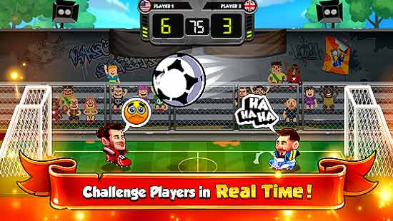 Head Ball 2 Mod Apk Download