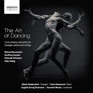 The Art of Dancing - Simon Desbruslais - Signum Classics