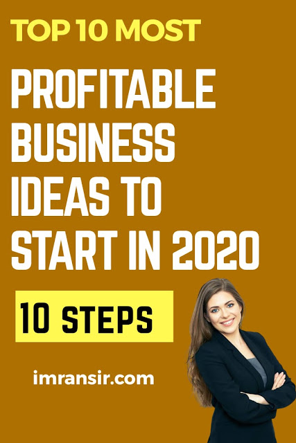 Most Profitable Business Ideas