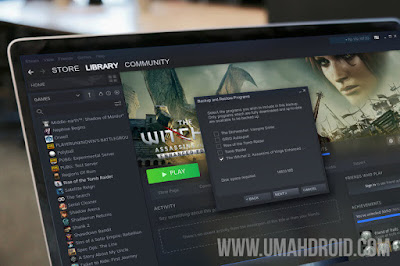 Cara Backup Data Game Steam ke Hardisk