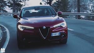 アルファロメオの新型SUV「ステルヴィオ」