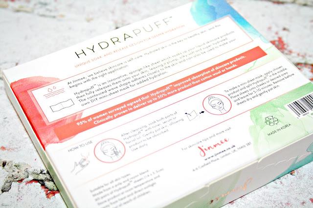 Jinmee-Hydrapuff-Uses