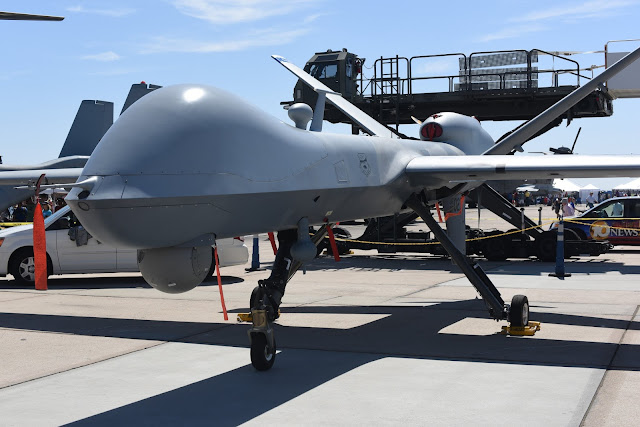GEOPOLITICS: Military Drones: Geopolitical Toys Or The Replacement For Boots On The Ground?