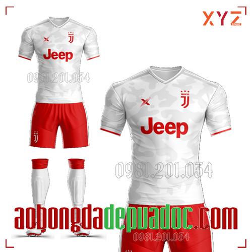 Áo Juventus 2020 Sân Khách Màu Trắng Đẹp Và Độc