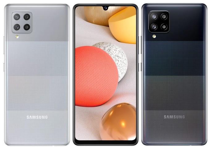 مراجعة سريعة لهاتف سامسونج جالاكسي Samsung Galaxy A42 5G