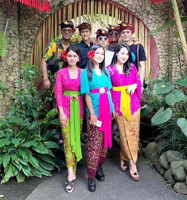 Indah Nicole di Bali