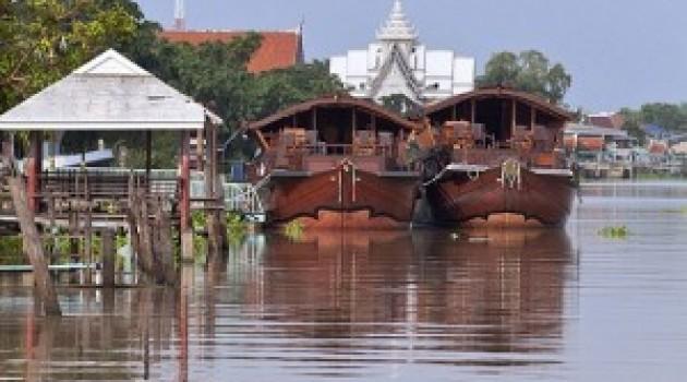 Bermalam di Ayutthaya dengan Mekhala Cruise