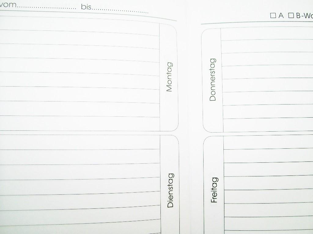Berühmt Hausaufgabenplaner Vorlage Galerie - Entry Level Resume ...