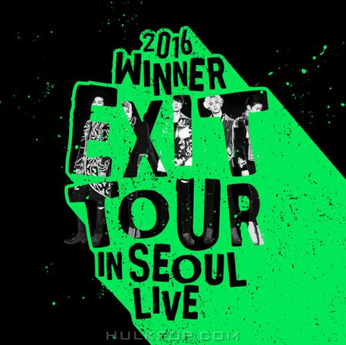 WINNER – 2016 WINNER EXIT TOUR IN SEOUL LIVE CD (ITUNES MATCH AAC M4A)