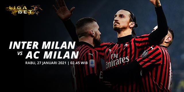 PREDIKSI PARLAY INTER VS AC MILAN