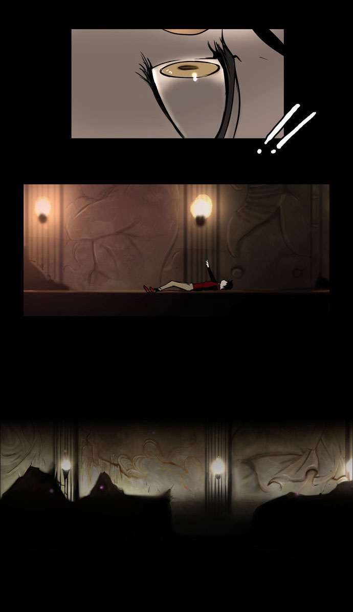 Tower of God chapter 1 trang 18