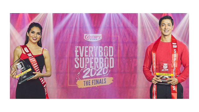 Century Tuna Everybod Superbod 2020 winners