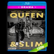 Queen y Slim: Los fugitivos (2019) BRRip 720p Latino