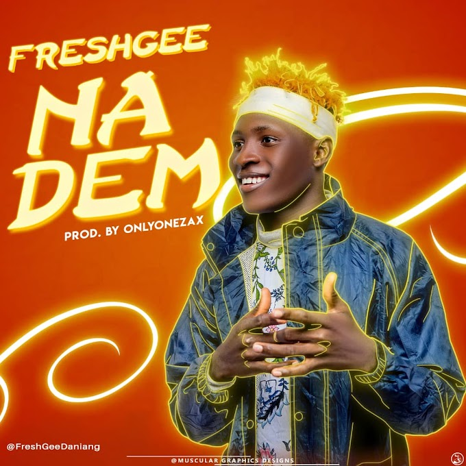 Fresh Gee_NahDem Cover [prod by onlyonezax]
