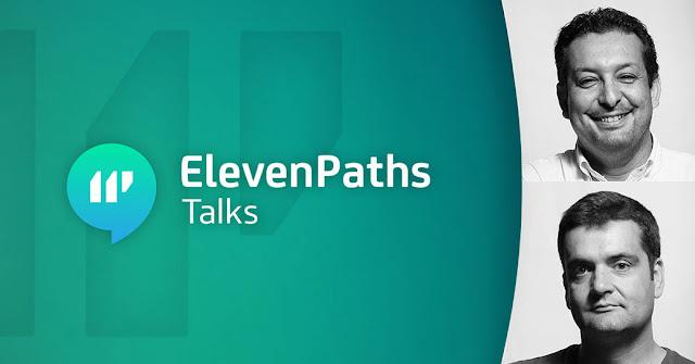 Jorge Rivera y Rames Sarwat de ElevenPaths