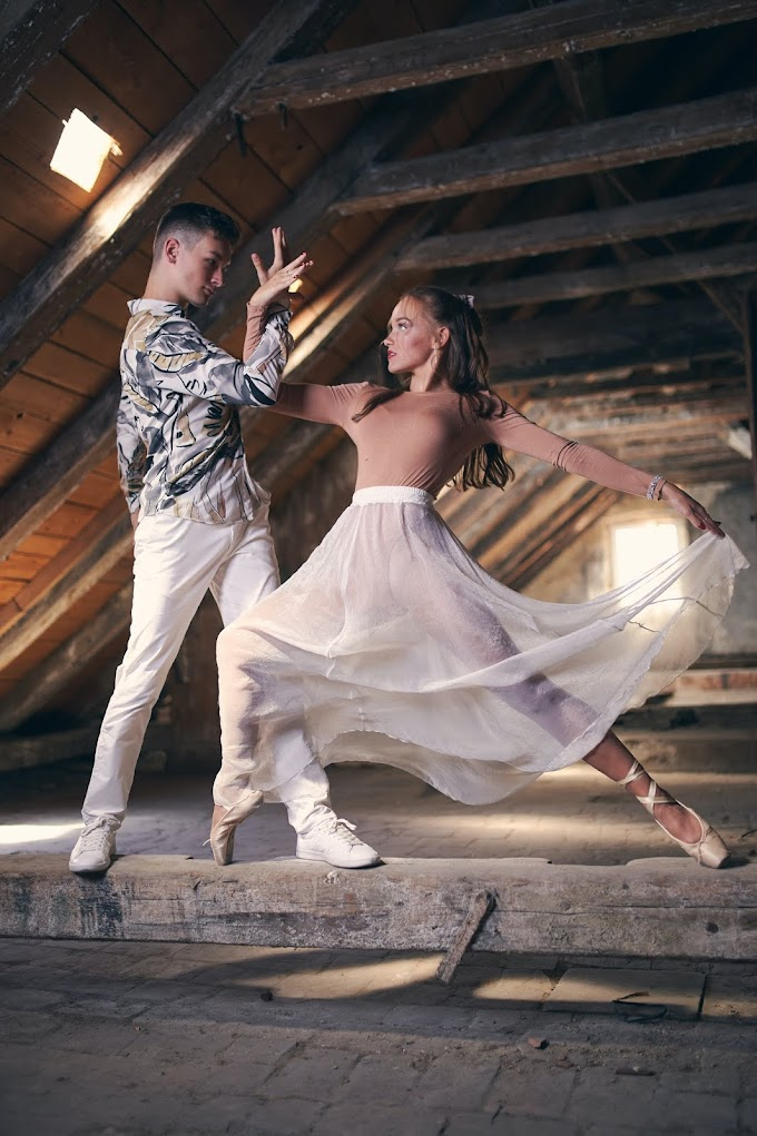 Your dancer partner should be  understand you. This is the most important thing in dancing.