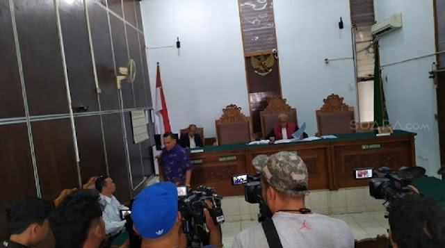 Panas, Hakim Adu Mulut dengan Pengacara saat Sidang Kivlan Zen
