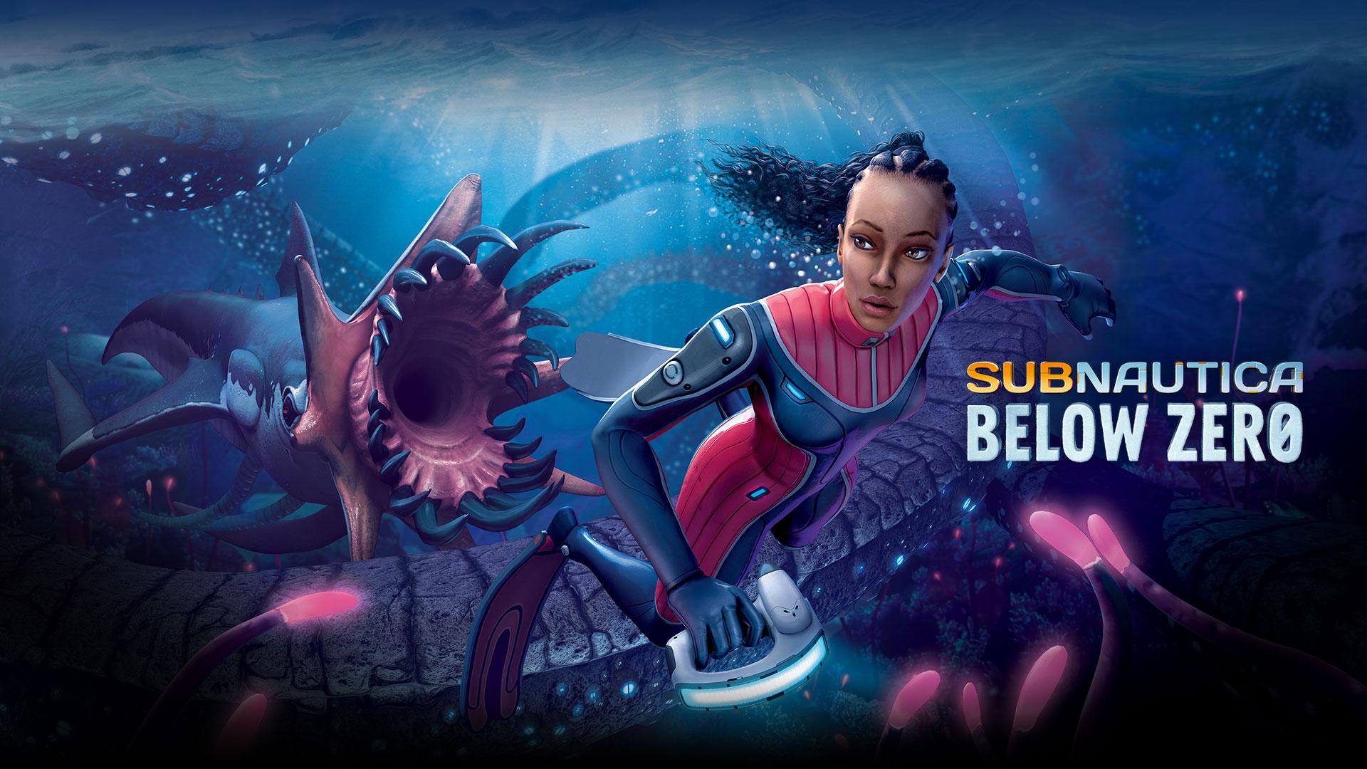Subnautica: Below Zero - All Seatruck Updates and Crafting Materials