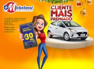 Cadastrar Promoção Michelassi Supermercados 2020 - Participar, Prêmios