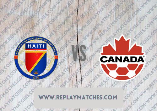 Haiti vs Canada -Highlights 16 July 2021