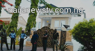50 Additional Policemen Sent To Arrest Dino Melaye in His Abuja Residence