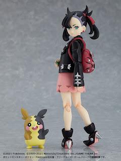 figma Marnie de Pokémon Sword and Shield