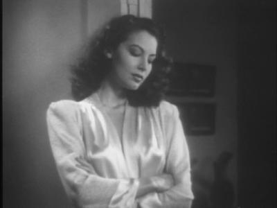 Señal de parada (1946) Whistle Stop » Ava Gardner