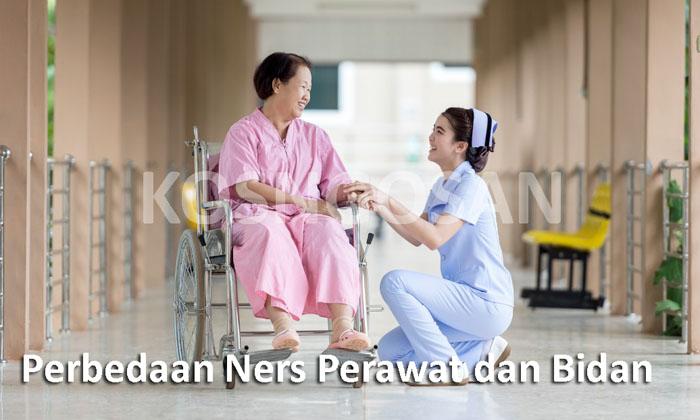 lebih enak bidan perawat