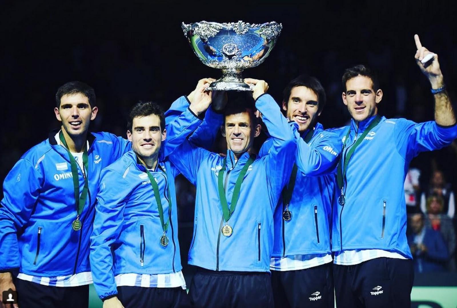 ARGENTINA DAVIS CUP CHAMPIONS 10