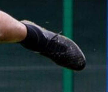e1a967635 Rondón Shows Off Blackout Next-Gen Nike Hypervenom Phantom III Boots ...