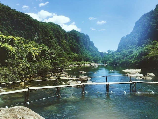 Google in cooperation central province of Quang Binh promoting tourism