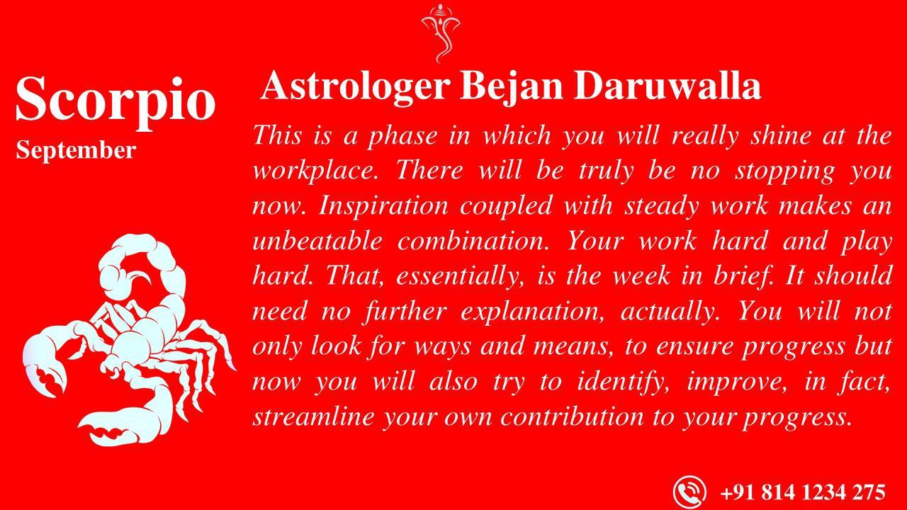 scorpio daily horoscope ganesha