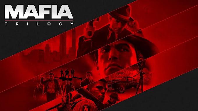 Mafia: Trilogy já  está disponível