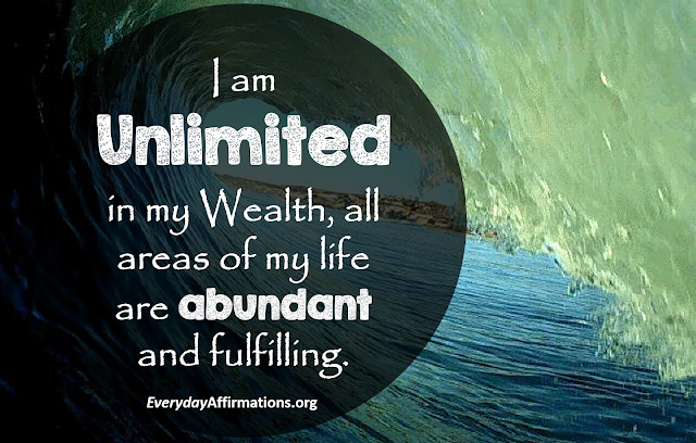 Affirmations for Wealth, Daily Affirmations