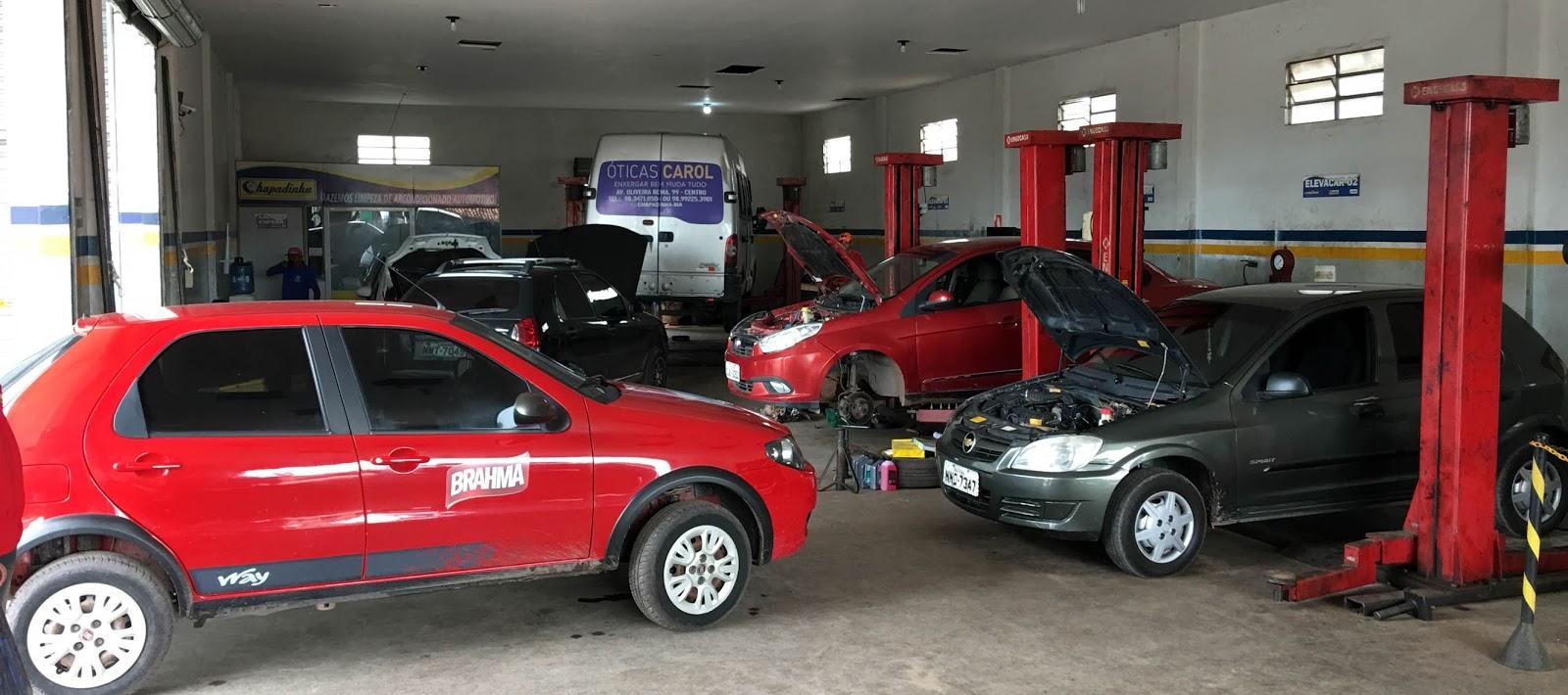Seu carro deu problema ? Precisou de revisão ? Procure agora mesmo a Oficina do Posto Chapadinha com Fabrício Mecânico.