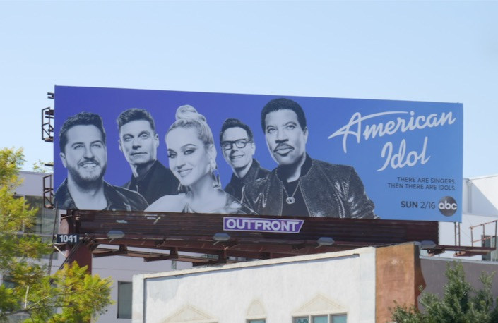American Idol season 18 billboard