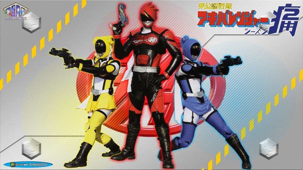 Hikonin Sentai Akibaranger S1 Batch Subtitle Indonesia ...