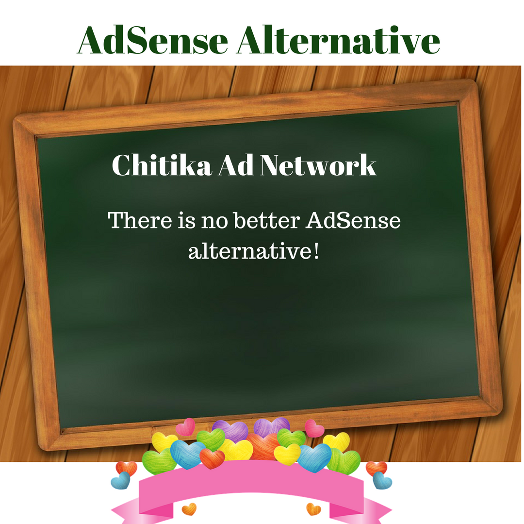 Chitika Ad Network There Is No Better Adsense Alternative