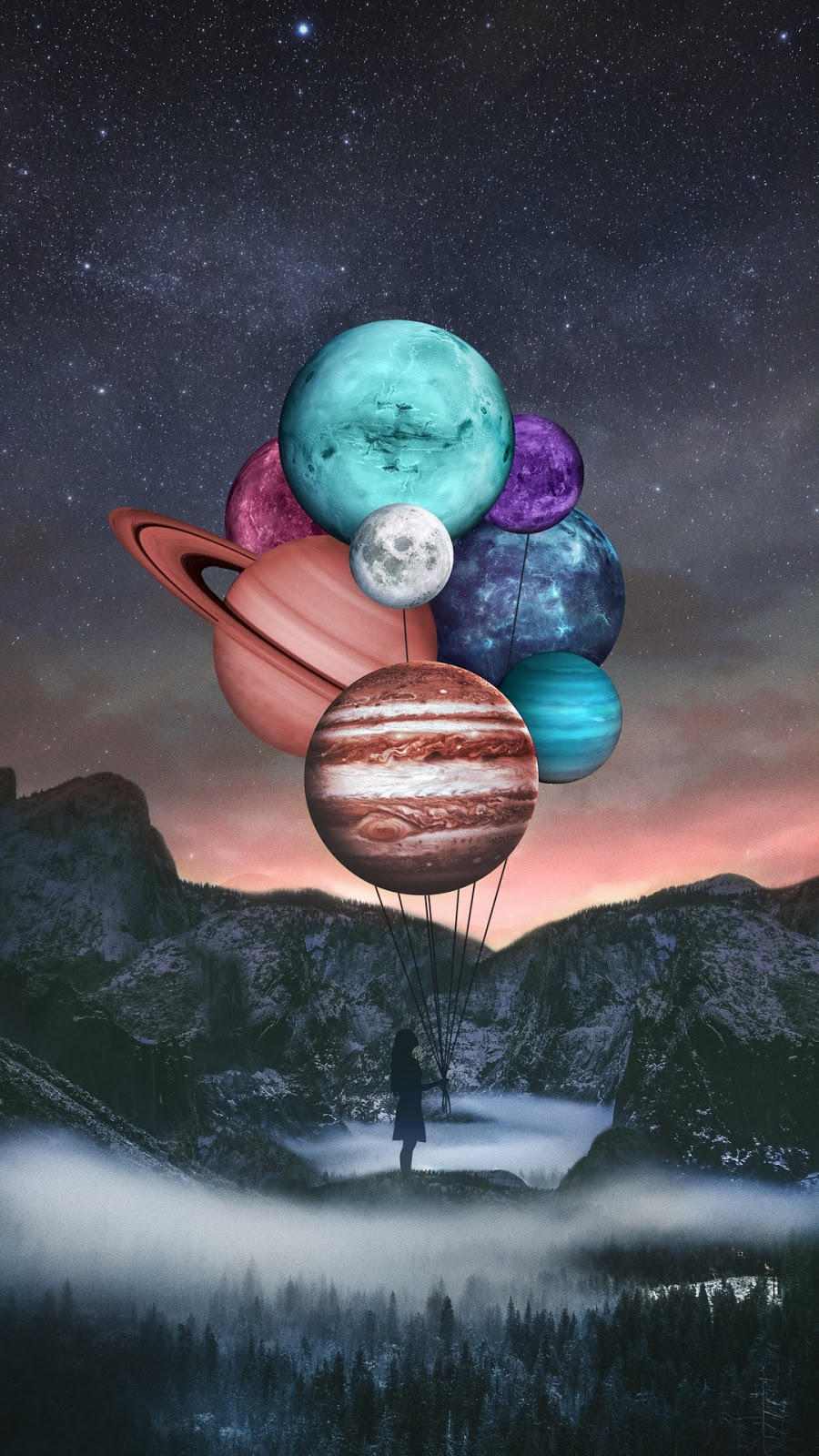 Contain the universe