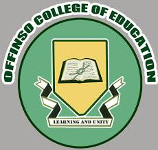 Admission Requirements for Offinso College of Education