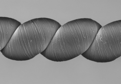 Tinuku Twistron yarn to generate electricity
