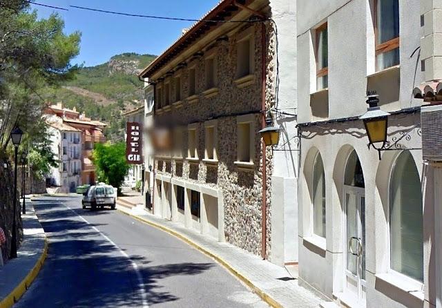 Montanejos (Castellón).