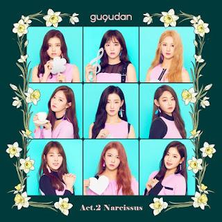 Download MP3 [Full Album] gugudan - Act.2 Narcissus
