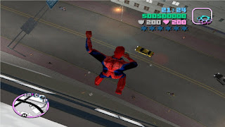GTA Vice City Spider Man Mod Free Download For Pc - Latest Games