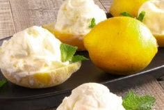 Nice Creamy Lemon Ice Cream